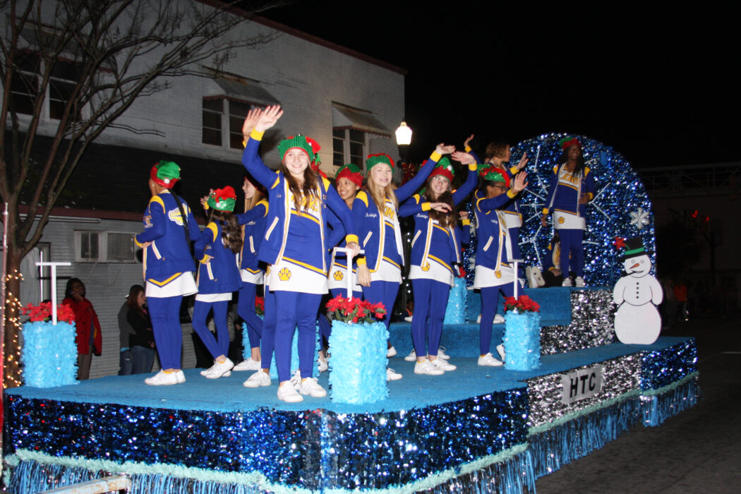 Christmas Parade Lights Up City | North Myrtle Beach Times